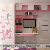Hadat Maria's bedroom
